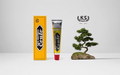 85th anniversary of Toothpaste Couto