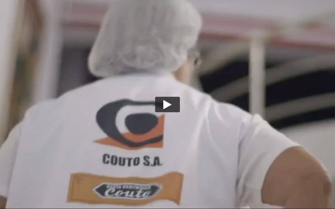Pasta COUTO – RTP – National Manufacture