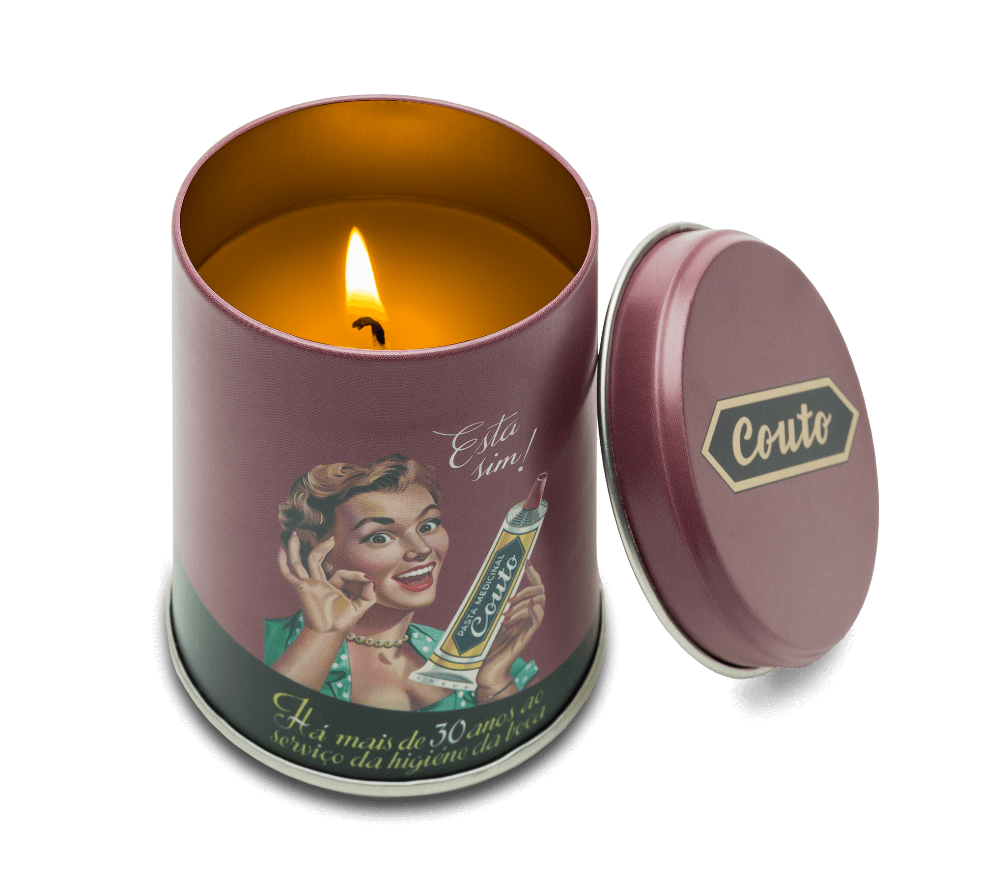 AROMATIC CANDLE COUTO