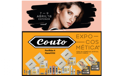 COUTO, S.A. na Expocosmética 2018
