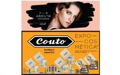COUTO, S.A. na Expocosmética 2018